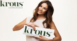 Identidad corporativa de krous® cosmética+natural