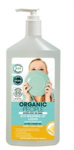 Lavavajillas limón orgánico