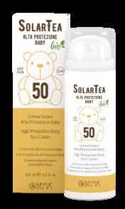 Crema solar bebés SPF50