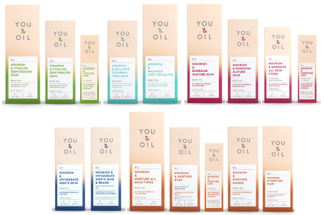 You&Oil Cosmetics