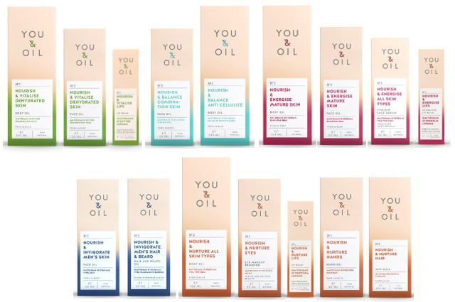 You&Oil Cosmetics
