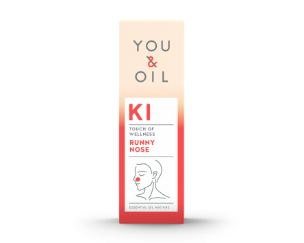 You & Oil KI Secreción Nasal