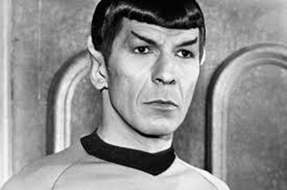 Mr Spock (Leonard Nimoy)
